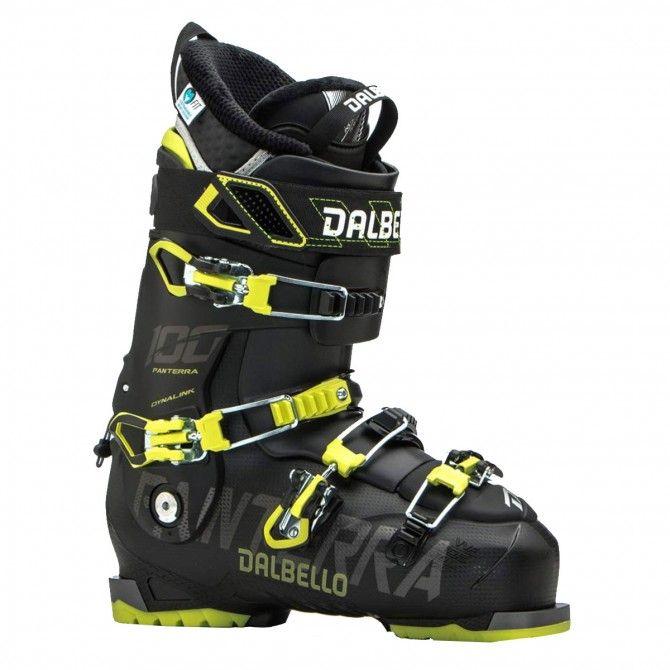 Scarponi sci Dalbello Panterra 100 black-acid yellow DALBELLO Allround