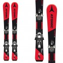 Ski Atomic Redster J2 70-90 + bindings C5 SR