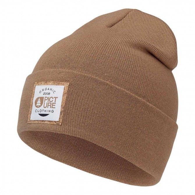 Berretto Picture brown PICTURE Cappelli guanti sciarpe