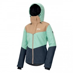 Giacca Freeride Picture mint green