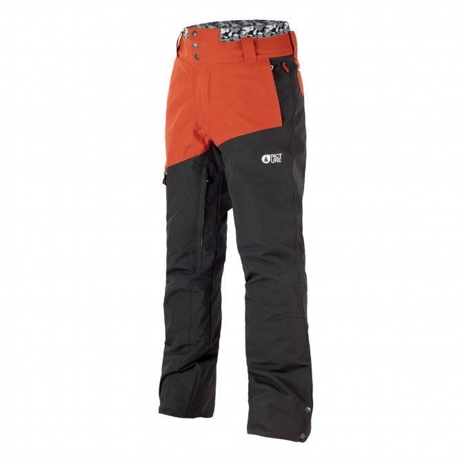 Freeride Picture Brick pants for man