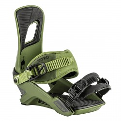 Nitro Rambler snow bindings