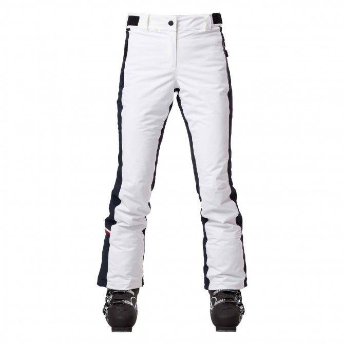 Pantaloni Sci Tommy hilfiger 4way Strech BRIGHT WHITE