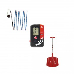 Arva blade kit with Compact 2.4 probe and Neo + pager