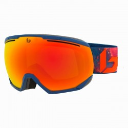 Máscara de esquí Bolle Northstar azul mate Hawaii