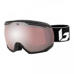 Máscara de esquí Bolle Northstar Matt Black-Vermillion