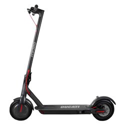 Monopattino Ducati Pro-I Plus nero-rosso