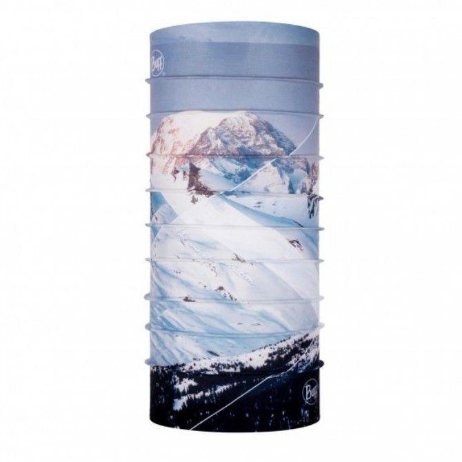 Calentador de cuello azul Buff Mountain