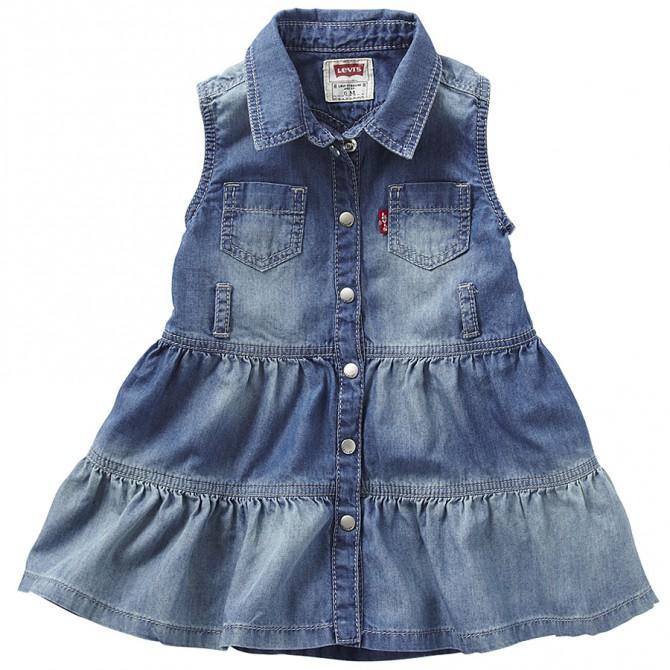 vestido Levi's Nicky Baby