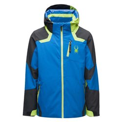 Ski jacket Spyder Leader Junior