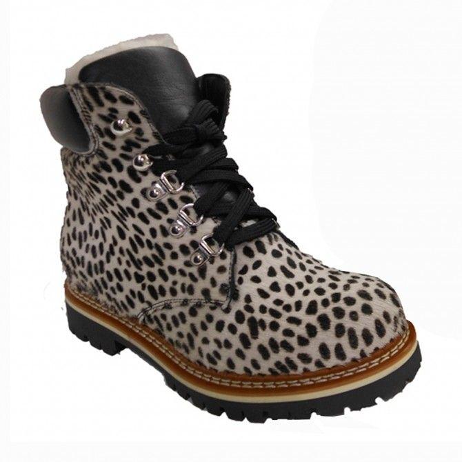La Thuile horse boot