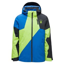 Ski Jacket Spyder Ambush Boy
