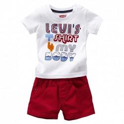 short + t-shirt Levi's Baby