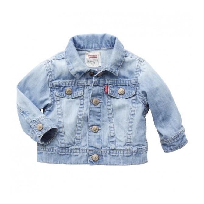 giubbotto jeans Levi's Baby