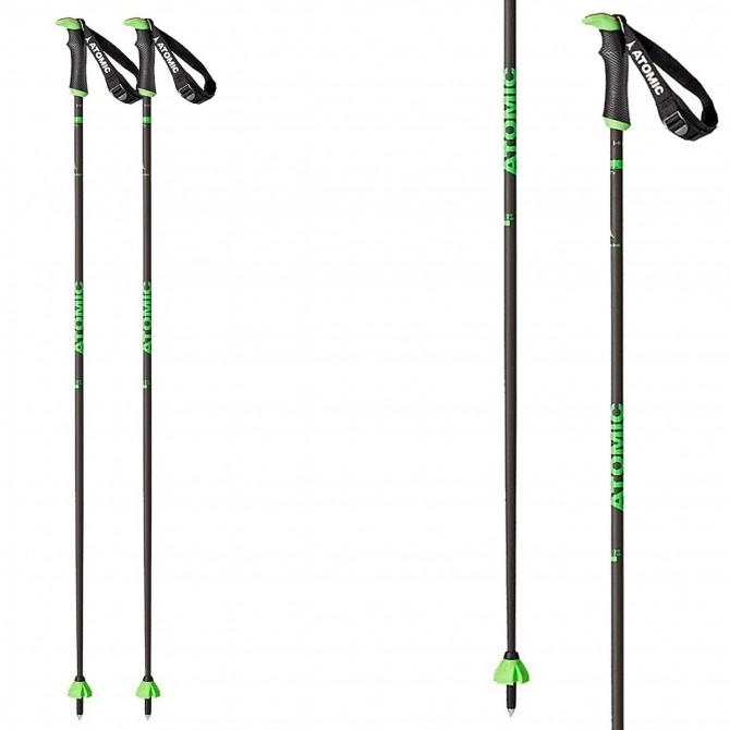 Ski poles Atomic Redster X Carbon Sqs