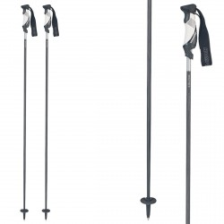 Ski poles Komperdell Rebelution Carbon black