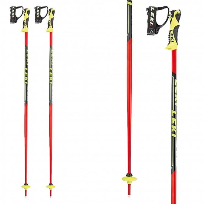 Bâtons ski Leki WorldCup SL TBS