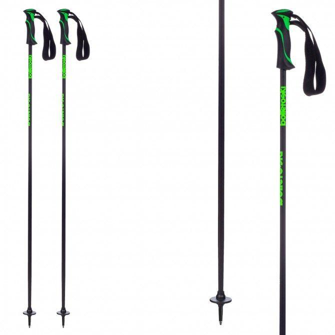 Bastoni sci Bottero Ski 850 2D verde