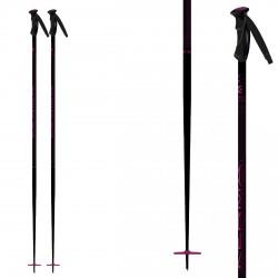 Ski poles Kerma Vector Plum