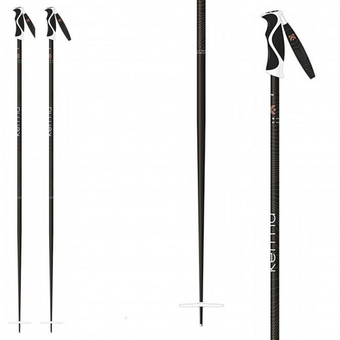 Bastones esquí Kerma Elite Pro