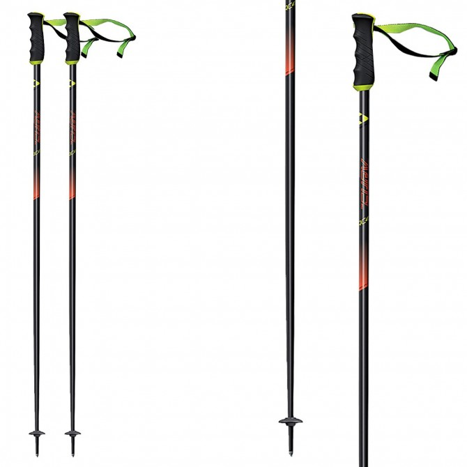 Ski poles Fischer RC4 The Curv AL