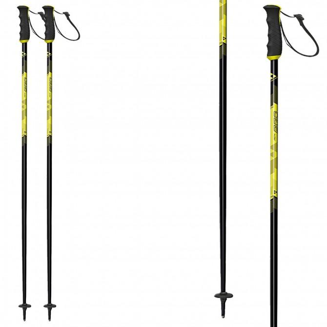 Ski poles Fischer RC4 Pro