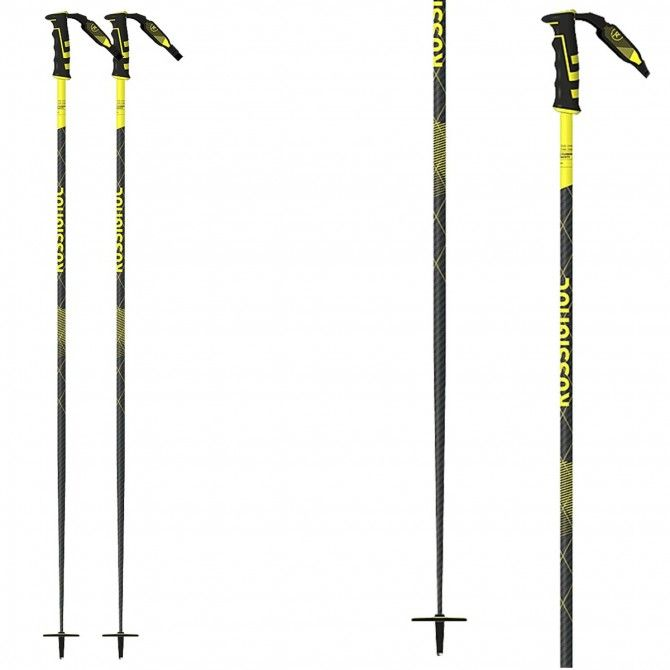 Ski poles Rossignol Tactic Carbon TR 40 Safety