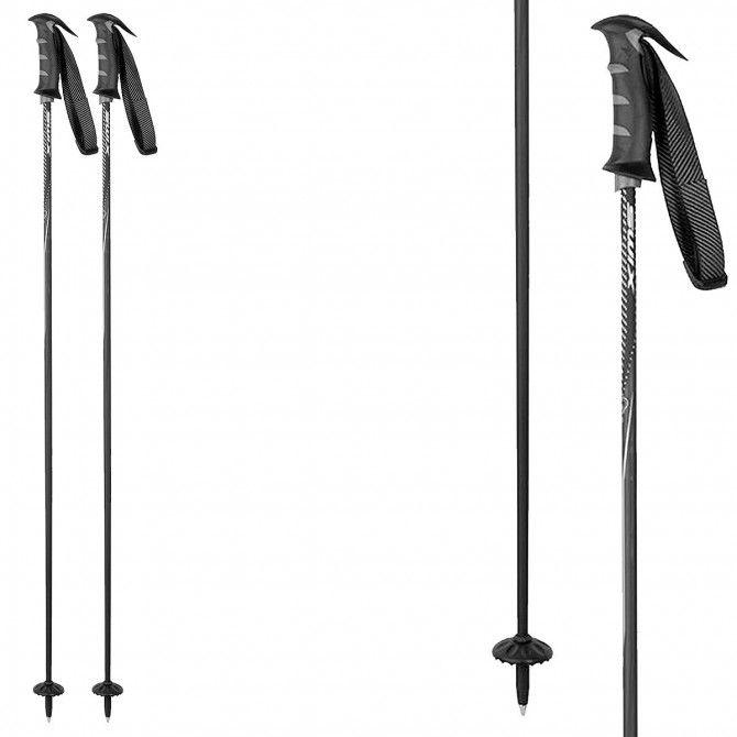 Ski poles Swix Excalibur Carbon