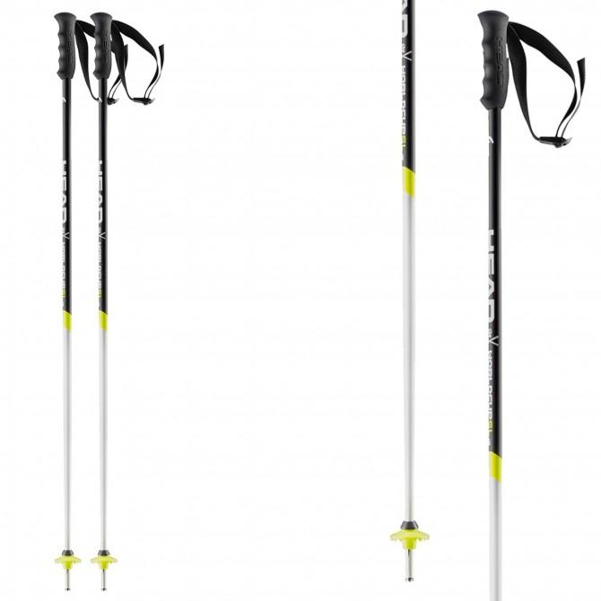 Ski poles Head Worldcup SL Jr