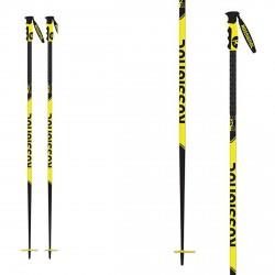 Bâtons ski Rossignol Freeride Pro jaune