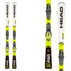 Ski Head WC Rebels iShape Pro con Pr 10 GW promo Brake 85 fijaciones