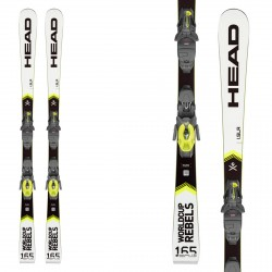 Ski Head WC Rebels Islr avec fixations PR 11 GW