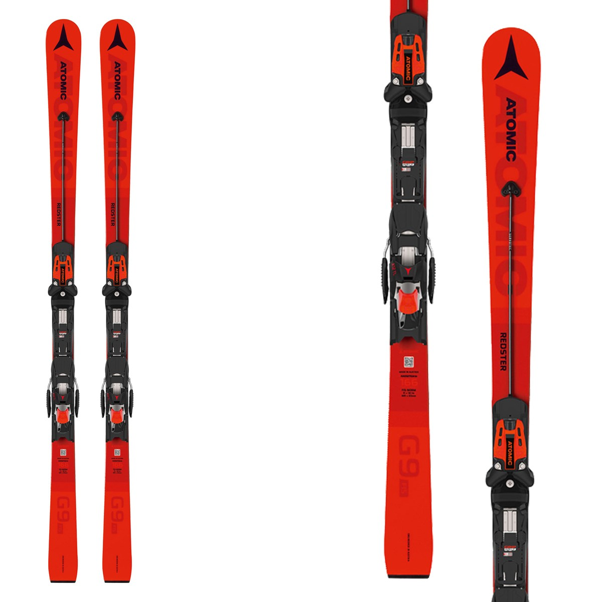 Ski Atomic Redster G9 Fis J With X12 TL Bindings