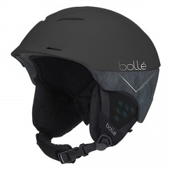 Casco Sci Bollè Synergy nero