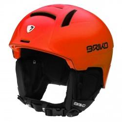 Casco sci Briko Canyon matt orange fluo