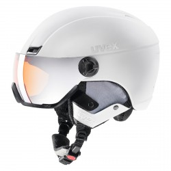 Ski helmet Uvex Hlmt 400 Visor style
