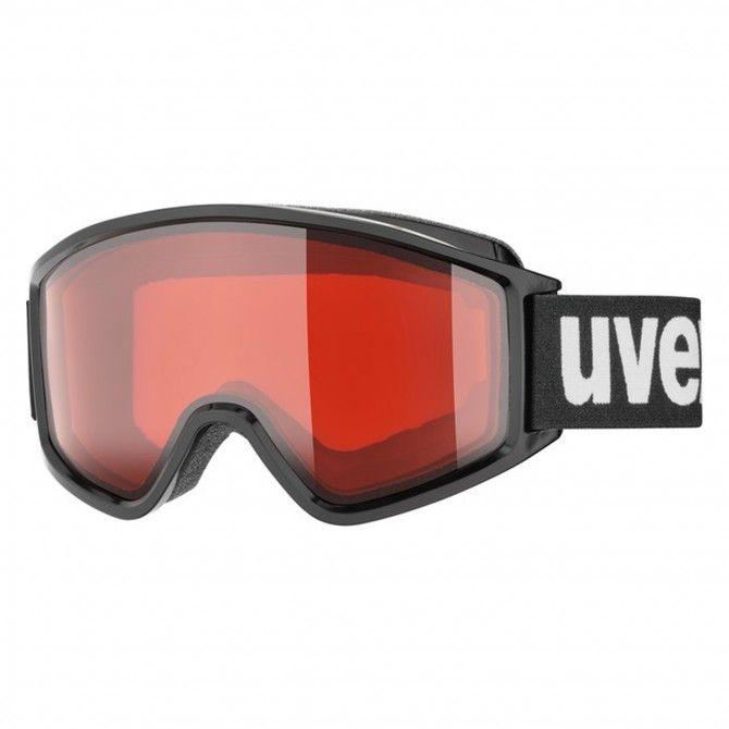 Maschera sci Uvex 3000 Lgl black