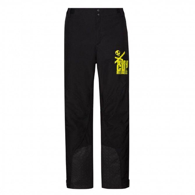 Pantaloni sci Head Race Zip nero