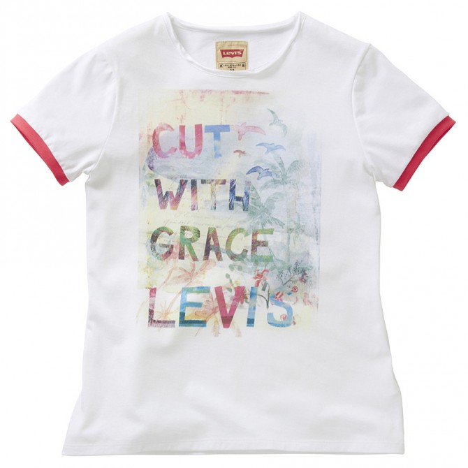 t-shirt Levi's Manon Girl