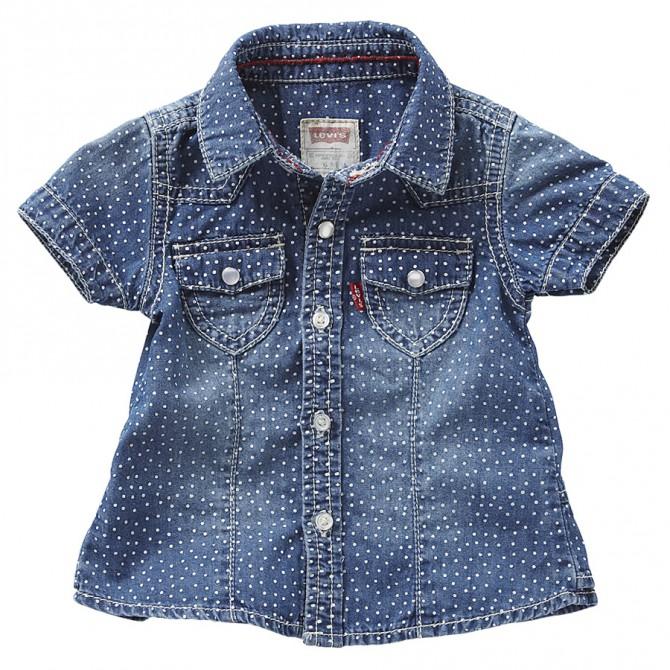camisa Levi's Baby
