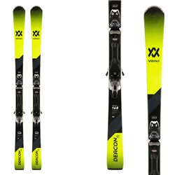 Ski Volkl Deacon 75 avec fixations VMotion3