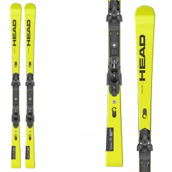 Ski Head WC Rebels e-Race Pro WCR 14 con fijaciones Freeflex ST 16 2021
