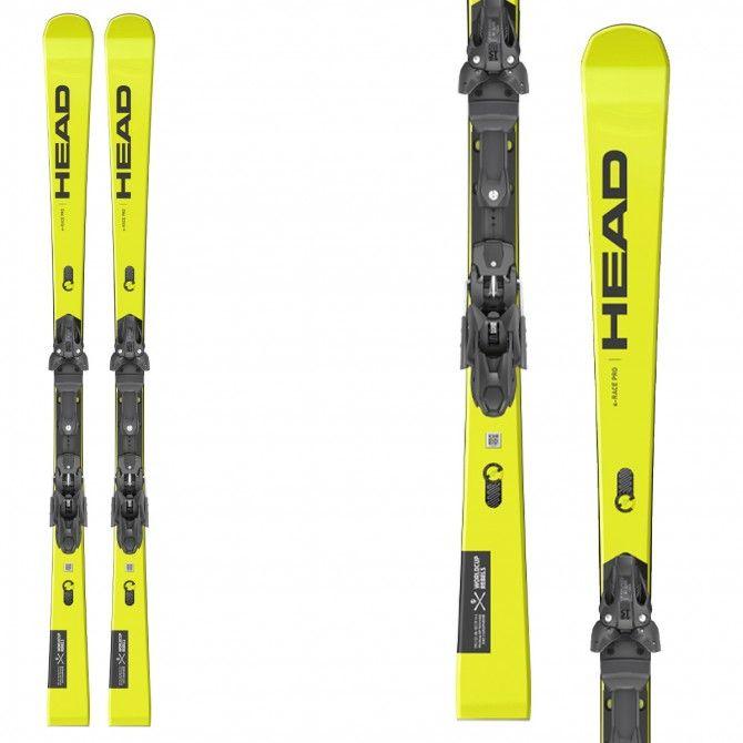 Ski Head WC Rebels e-Race Pro WCR 14 avec fixations Freeflex ST 16 2021