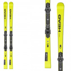 Ski Head WC Rebels e-Speed Pro RP WCR14 con fijaciones Freeflex ST 16 2021