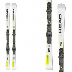 Ski Head WC Rebels e-SL EVO 14 con fijaciones Freeflex ST 14 2021