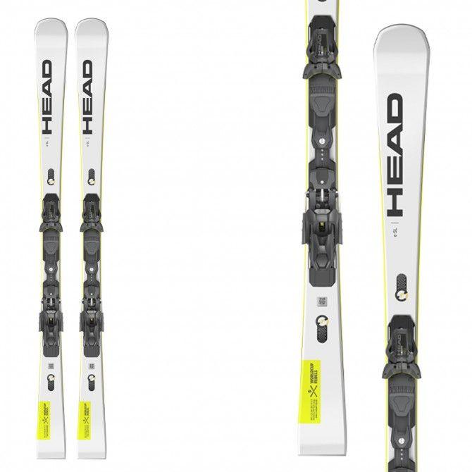 Ski Head WC Rebels e-SL EVO 14 avec fixations Freeflex ST 14 2021