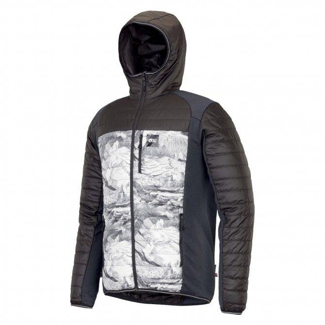 Picture freeride Takashima jacket for man