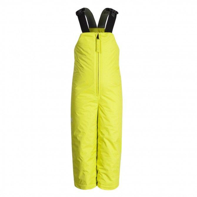 Pantalone Montura Snow giallo zolfo