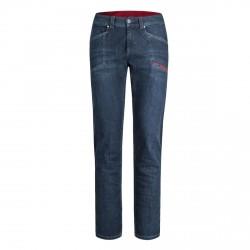 Pantalone alpinismo Montura Fell M+ blu notte jeans