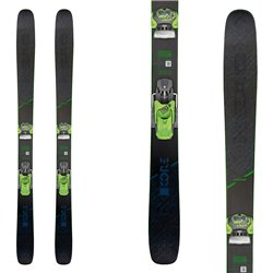 Ski Head Kore 105 with bindings Attack 13